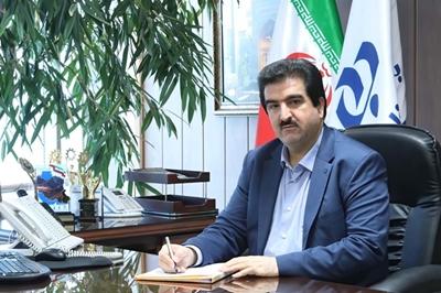 پیام تبریک مدیر عامل بانک رفاه کارگران به حجتالاسلام والمسلمین محسنی اژه ای رئیس قوه قضائیه