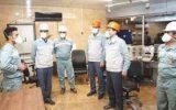 زیباسازی محیطهای صنعتی با توجه به شاخصهای طب کار انجام میشود