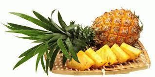 درمان سلولیت با آناناس