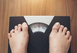 علت تغییر وزن