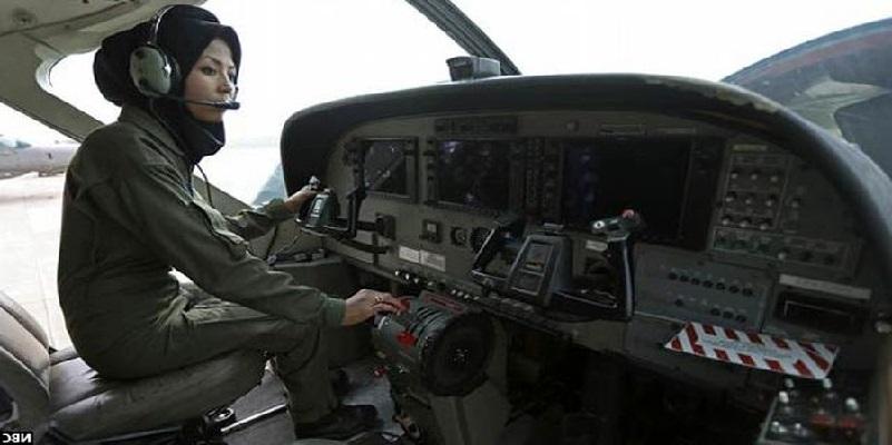 بیوگرافی صفیه فیروزی خلبان زن افغانستانی 2