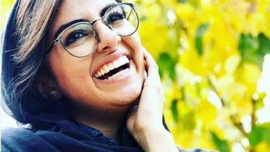 بیوگرافی سبا سلیمانی دختر علی سلیمانی بیوگرافی دختر علی سلیمانی