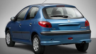 قیمت خودروهای ایران خودرو 18 مرداد 1400