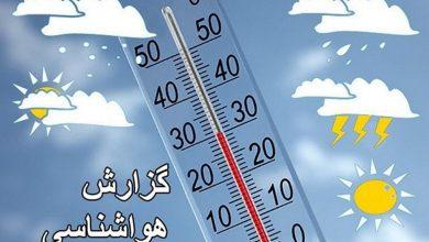 پیش بینی وضع هوا
