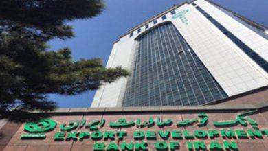 بانک توسعه صادرات تسهیلات