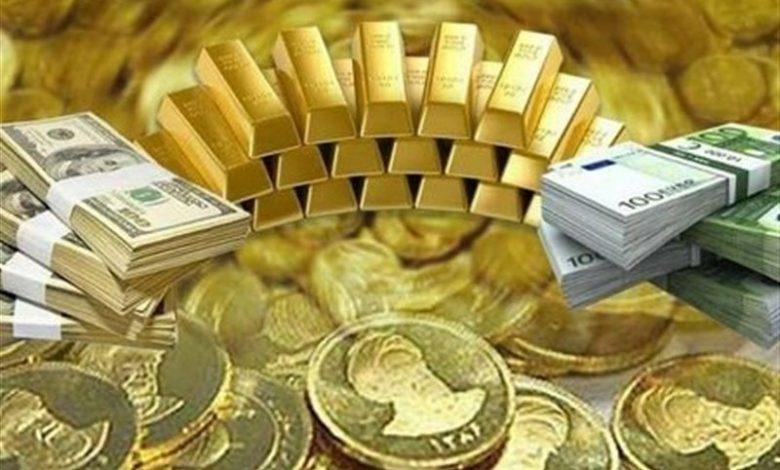 قیمت سکه امروز قیمت دلار امروز قیمت طلا امروز
