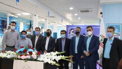 افتتاح بخش مگا آی سی یو بیمارستان امام (ره) اهواز