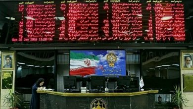 جزئیات نیمه اول بورس امروز 14 مهر 1400+نقشه بازار