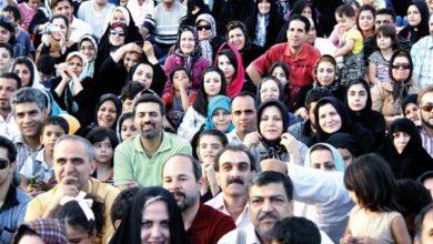 جمعیت ایران ۹۵میلیونی می شود