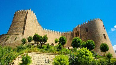 سند قلعه فلک الافلاک صادر شد